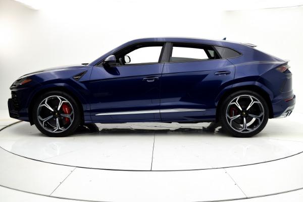 Used 2019 Lamborghini Urus for sale $245,880 at Bentley Palmyra N.J. in Palmyra NJ 08065 3