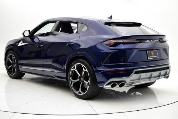 Used 2019 Lamborghini Urus for sale $245,880 at Bentley Palmyra N.J. in Palmyra NJ 08065 4
