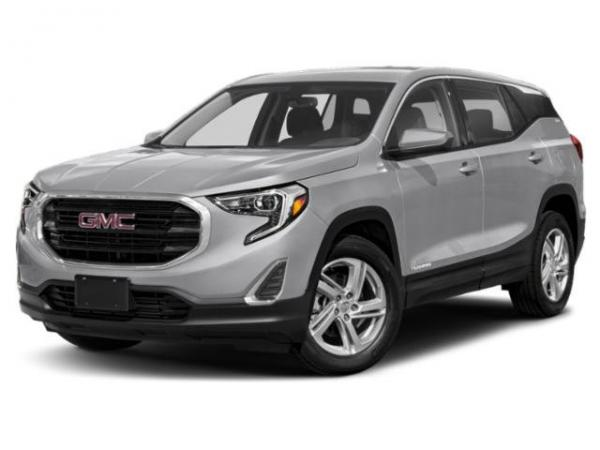 New 2019 GMC Terrain SLE for sale $33,555 at F.C. Kerbeck Bentley Palmyra N.J. in Palmyra NJ 08065 4