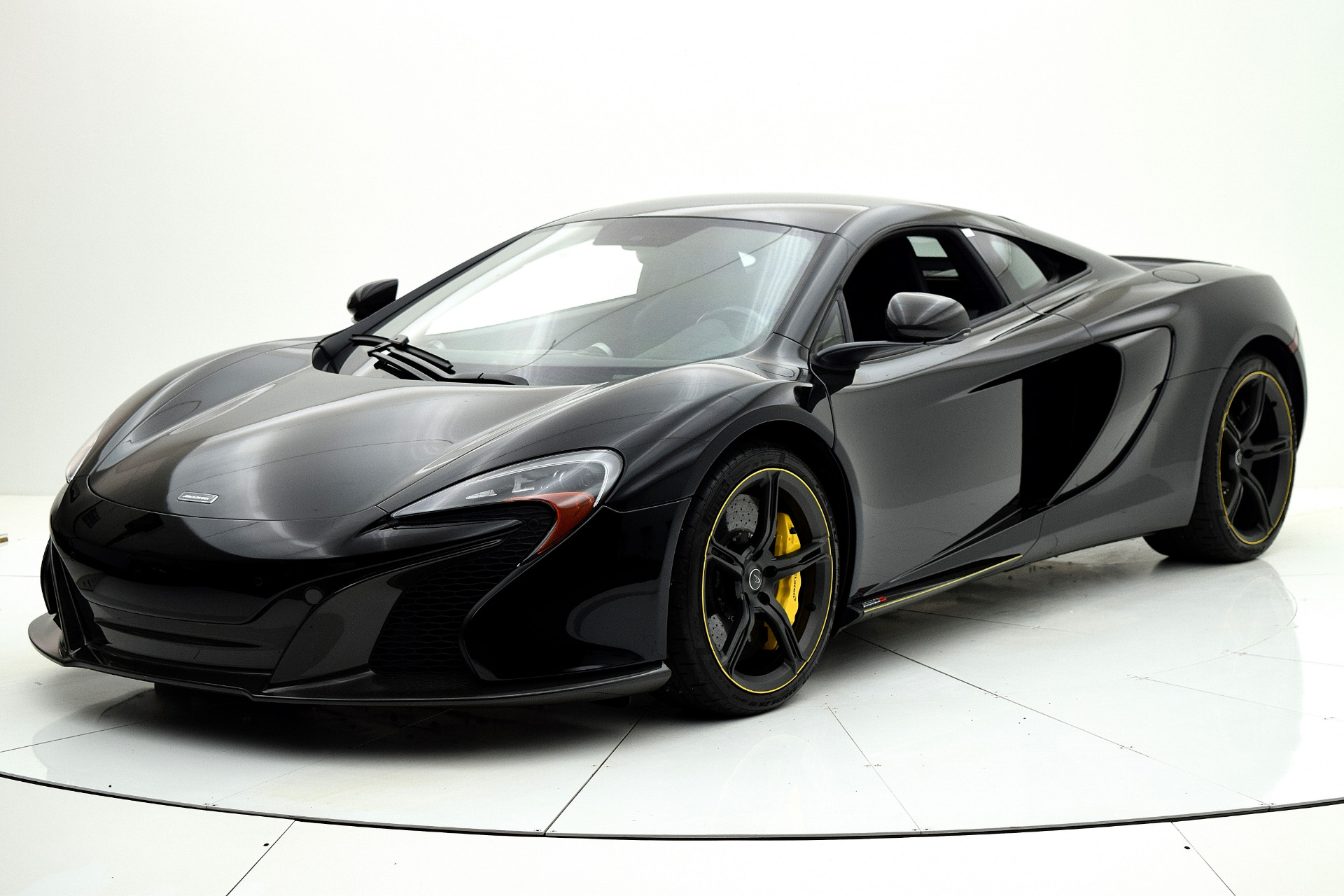 Used 2016 MCLAREN 650 S Coupe for sale $169,880 at F.C. Kerbeck Bentley Palmyra N.J. in Palmyra NJ 08065 2