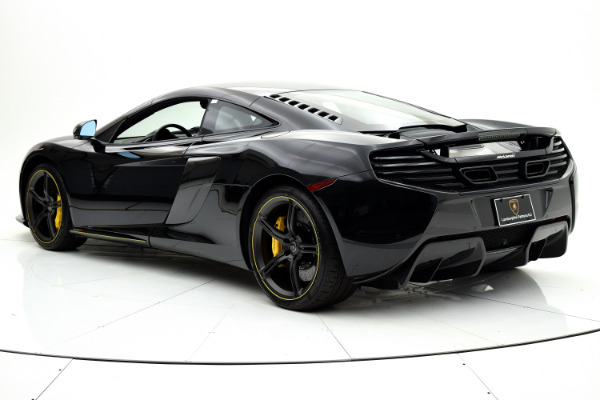 Used 2016 MCLAREN 650 S Coupe for sale $169,880 at F.C. Kerbeck Bentley Palmyra N.J. in Palmyra NJ 08065 4