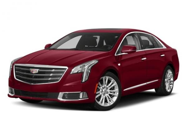 Used 2018 Cadillac XTS Luxury for sale $30,550 at F.C. Kerbeck Bentley Palmyra N.J. in Palmyra NJ 08065 2