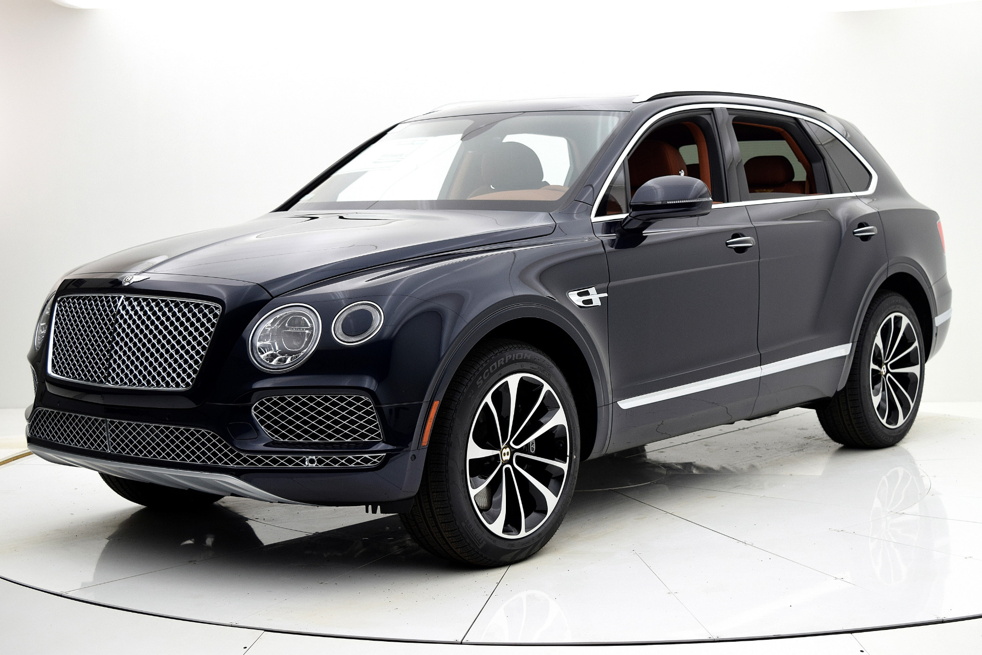 New 2019 Bentley Bentayga V8 for sale $188,820 at F.C. Kerbeck Bentley Palmyra N.J. in Palmyra NJ 08065 2