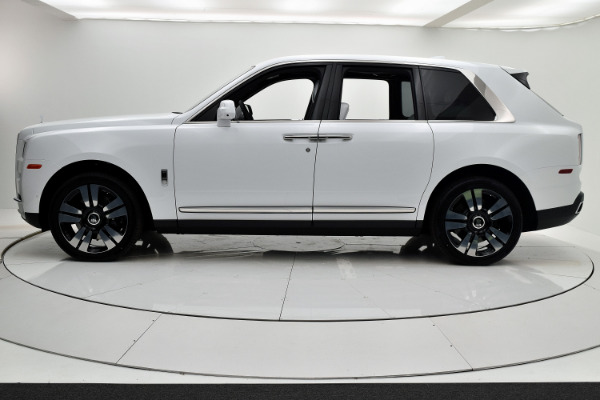Used 2019 Rolls-Royce Cullinan for sale $349,880 at F.C. Kerbeck Bentley Palmyra N.J. in Palmyra NJ 08065 3