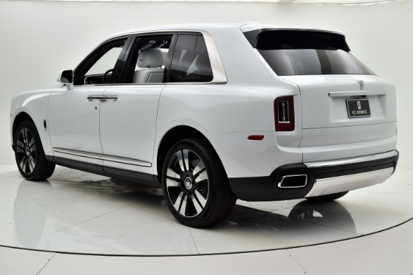Used 2019 Rolls-Royce Cullinan for sale $349,880 at F.C. Kerbeck Bentley Palmyra N.J. in Palmyra NJ 08065 4