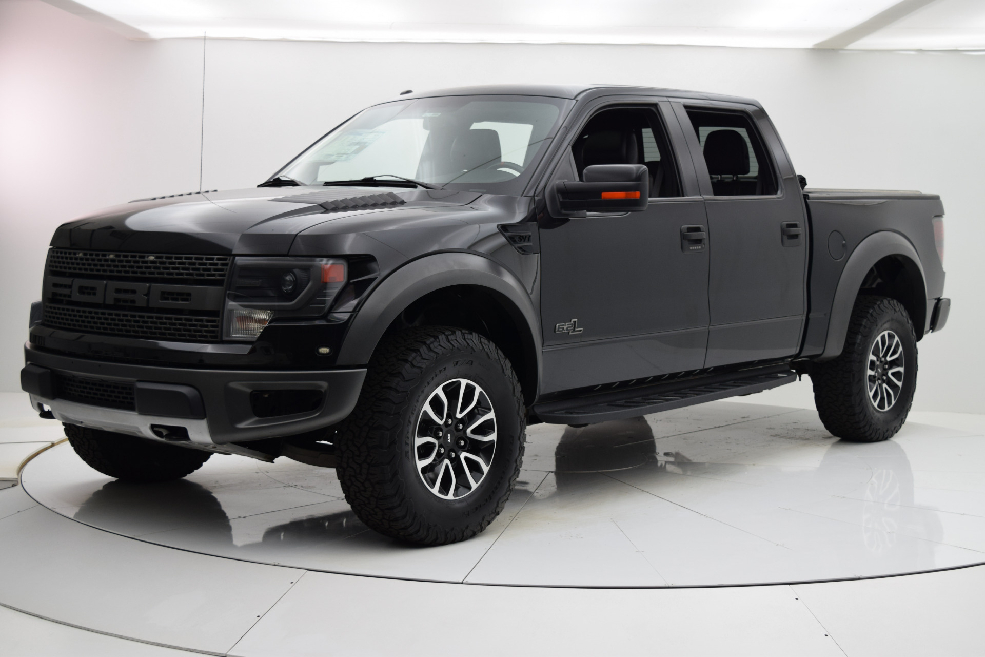 Used 2013 Ford F-150 SVT Raptor for sale $39,880 at F.C. Kerbeck Bentley Palmyra N.J. in Palmyra NJ 08065 2