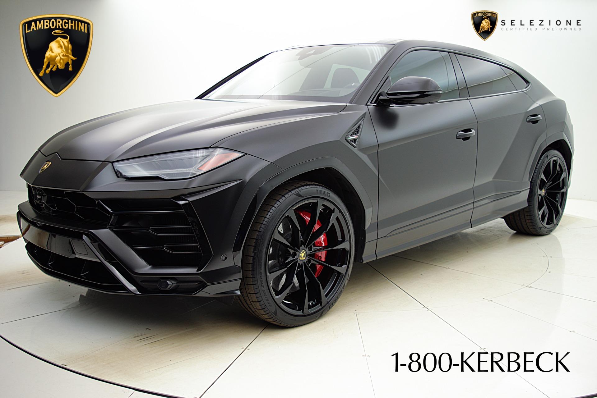 Used 2019 Lamborghini Urus for sale $255,880 at Bentley Palmyra N.J. in Palmyra NJ 08065 2