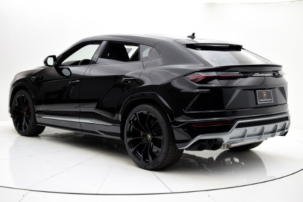 Used 2019 Lamborghini Urus for sale $255,880 at Bentley Palmyra N.J. in Palmyra NJ 08065 4