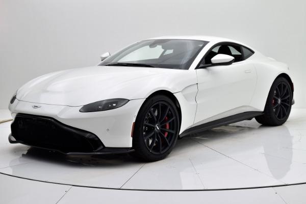 Used Used 2020 Aston Martin Vantage for sale $144,880 at Bentley Palmyra N.J. in Palmyra NJ
