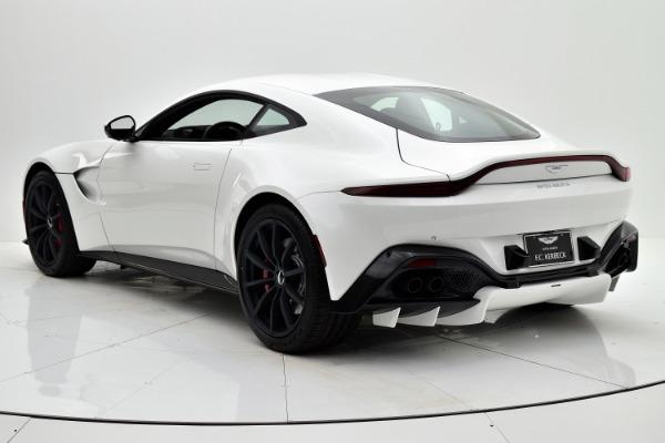 Used 2020 Aston Martin Vantage for sale $144,880 at Bentley Palmyra N.J. in Palmyra NJ 08065 4