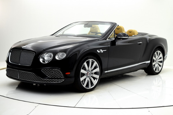 Used 2016 Bentley Continental GT V8 Convertible for sale Sold at Bentley Palmyra N.J. in Palmyra NJ 08065 2