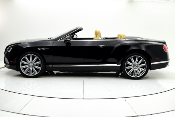 Used 2016 Bentley Continental GT V8 Convertible for sale Sold at Bentley Palmyra N.J. in Palmyra NJ 08065 3