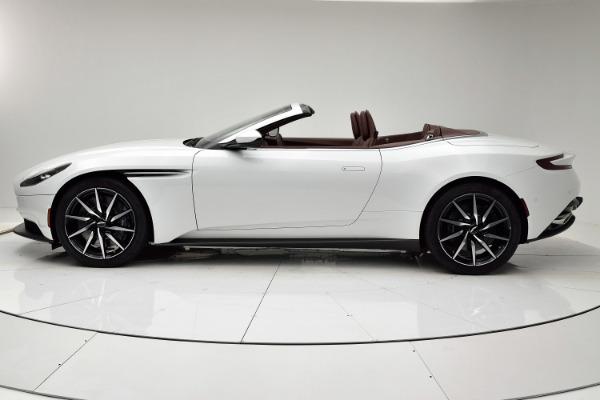 Used 2020 Aston Martin DB11 VOLANTE for sale $199,880 at Bentley Palmyra N.J. in Palmyra NJ 08065 3