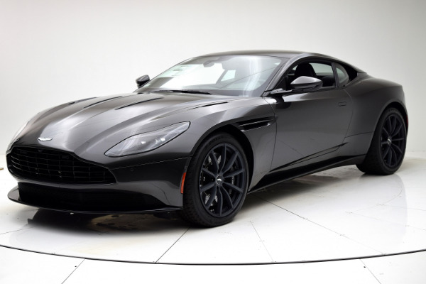 New 2020 Aston Martin DB11 AMR Coupe for sale $272,496 at Bentley Palmyra N.J. in Palmyra NJ 08065 2