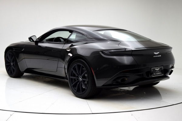 New 2020 Aston Martin DB11 AMR Coupe for sale $272,496 at Bentley Palmyra N.J. in Palmyra NJ 08065 4