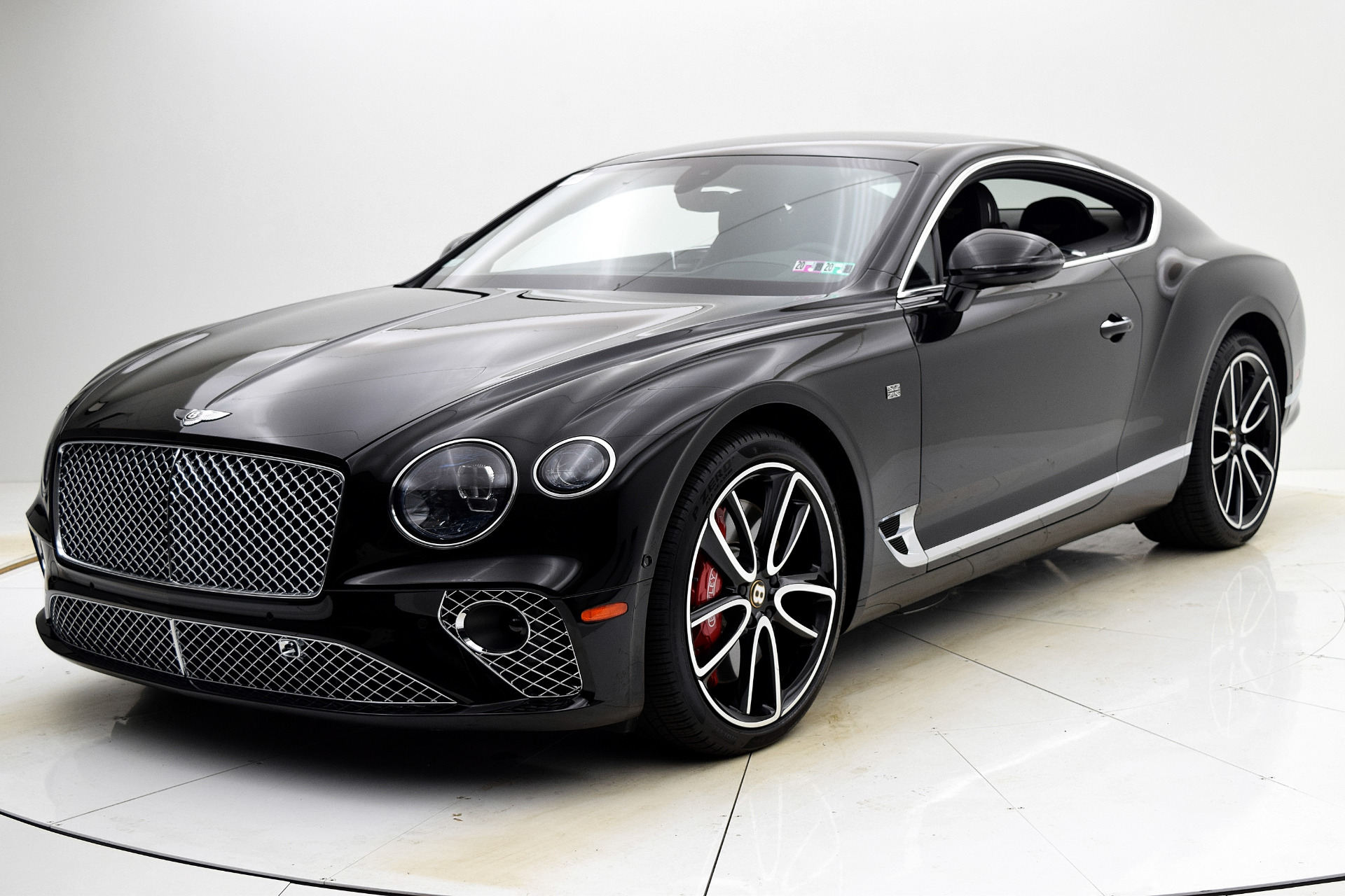 Used 2020 Bentley Continental Gt First Edition For Sale 229 880 Bentley Palmyra N J Stock 20be124aji