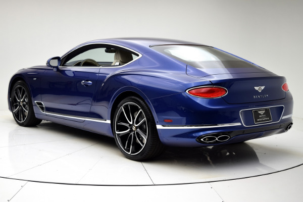 New 2020 Bentley Continental GT V8 Coupe for sale Call for price at F.C. Kerbeck Bentley Palmyra N.J. in Palmyra NJ 08065 4