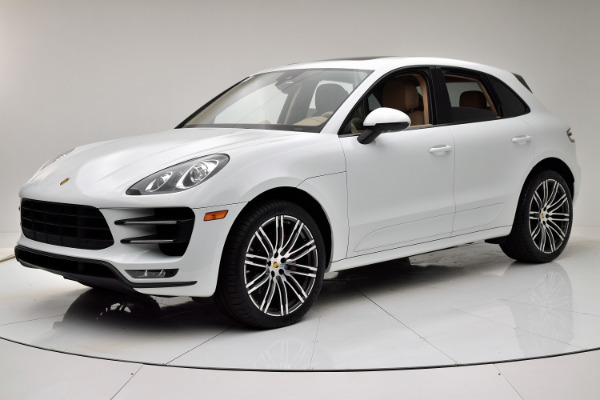 Used 2015 Porsche Macan Turbo for sale $45,880 at F.C. Kerbeck Bentley Palmyra N.J. in Palmyra NJ 08065 2