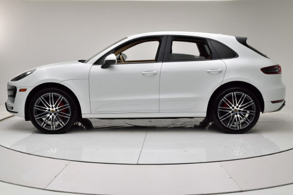 Used 2015 Porsche Macan Turbo for sale $45,880 at F.C. Kerbeck Bentley Palmyra N.J. in Palmyra NJ 08065 3