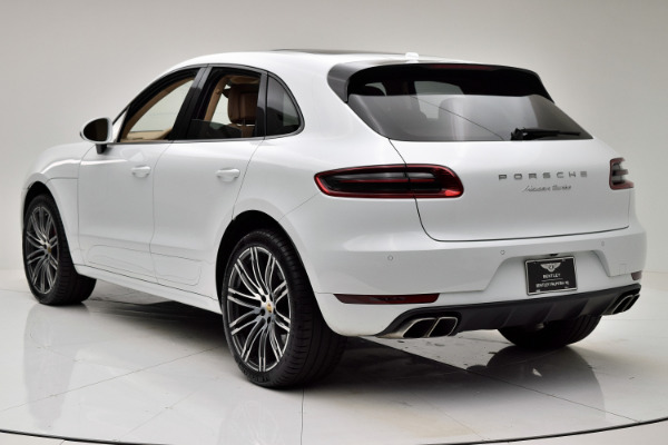 Used 2015 Porsche Macan Turbo for sale $45,880 at F.C. Kerbeck Bentley Palmyra N.J. in Palmyra NJ 08065 4