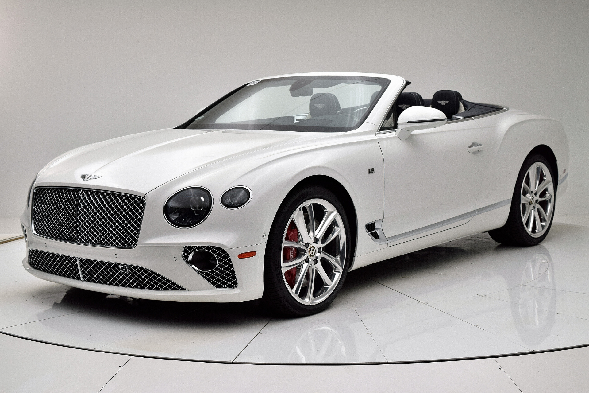 New 2020 Bentley Continental Gt V8 Convertible First Edition For Sale 278 355 Bentley Palmyra N J Stock 20be112