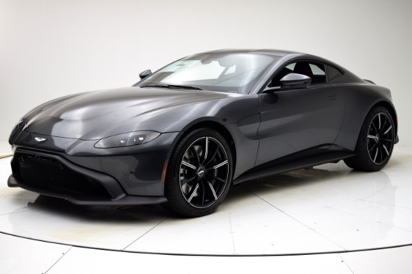New 2020 Aston Martin Vantage Coupe for sale $171,059 at F.C. Kerbeck Bentley Palmyra N.J. in Palmyra NJ 08065 2