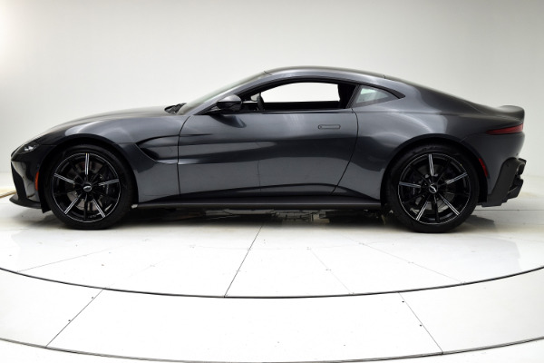 New 2020 Aston Martin Vantage Coupe for sale $171,059 at F.C. Kerbeck Bentley Palmyra N.J. in Palmyra NJ 08065 3