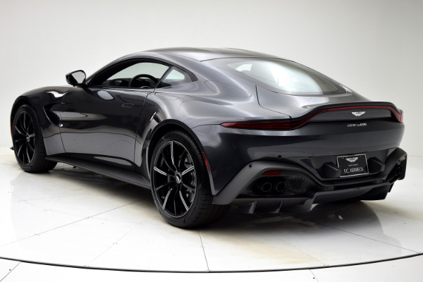 New 2020 Aston Martin Vantage Coupe for sale $171,059 at F.C. Kerbeck Bentley Palmyra N.J. in Palmyra NJ 08065 4