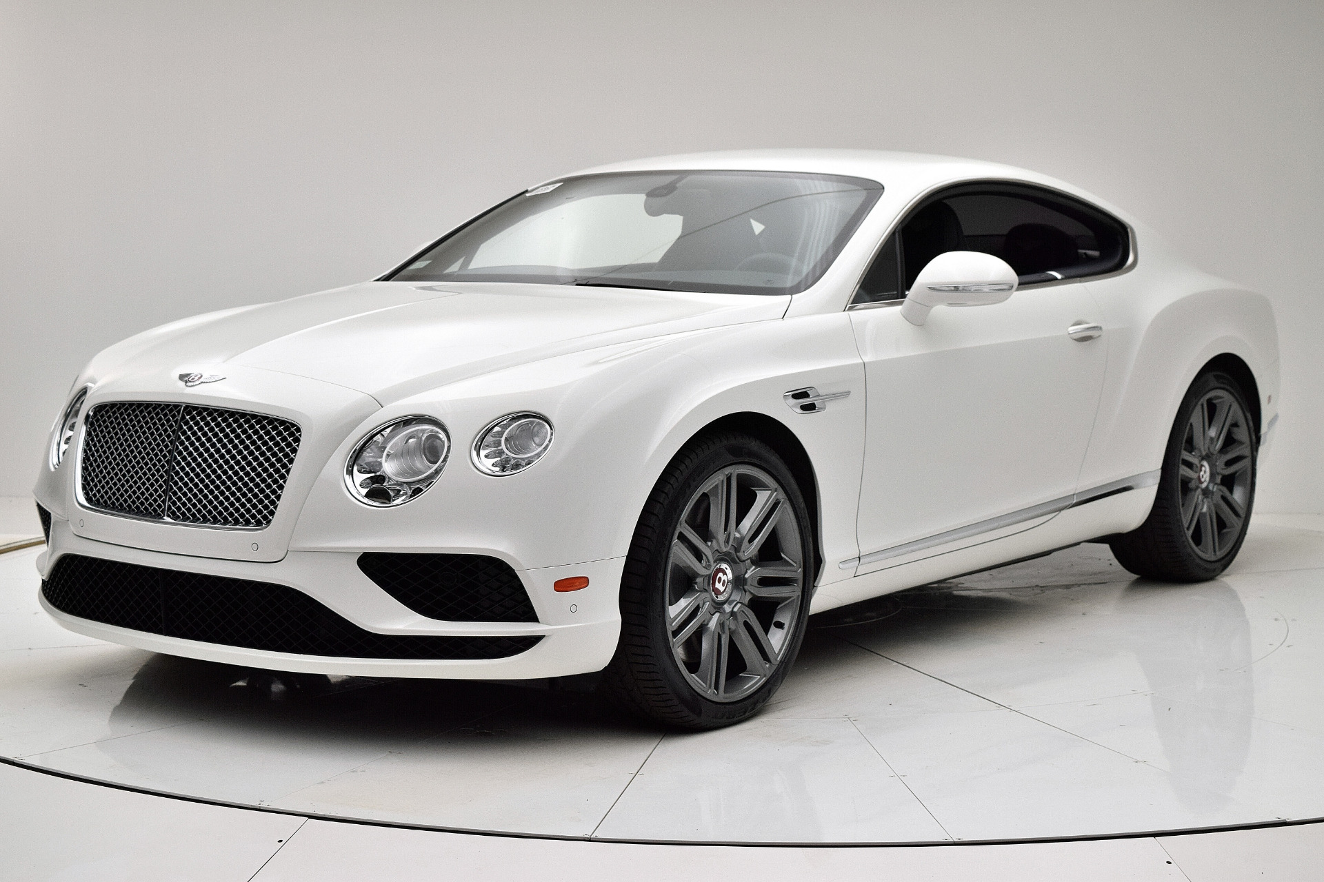 Used 2016 Bentley Continental GT V8 Coupe for sale $139,880 at F.C. Kerbeck Bentley Palmyra N.J. in Palmyra NJ 08065 2