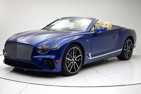New 2020 Bentley Continental GT V8 Convertible for sale Sold at Bentley Palmyra N.J. in Palmyra NJ 08065 2