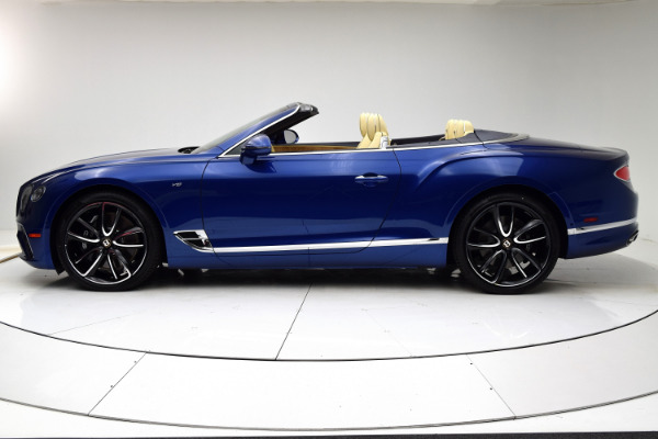 New 2020 Bentley Continental GT V8 Convertible for sale Sold at Bentley Palmyra N.J. in Palmyra NJ 08065 3