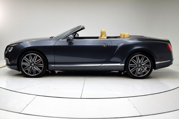 Used 2013 Bentley Continental GT W12 Convertible for sale Sold at F.C. Kerbeck Bentley Palmyra N.J. in Palmyra NJ 08065 3
