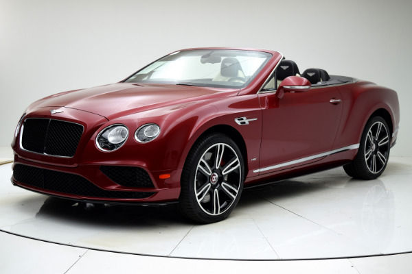 Used Used 2016 Bentley Continental GT V8 S Convertible for sale <s>$260,830</s> | <span style='color: red;'>$142,880</span> at F.C. Kerbeck Bentley Palmyra N.J. in Palmyra NJ