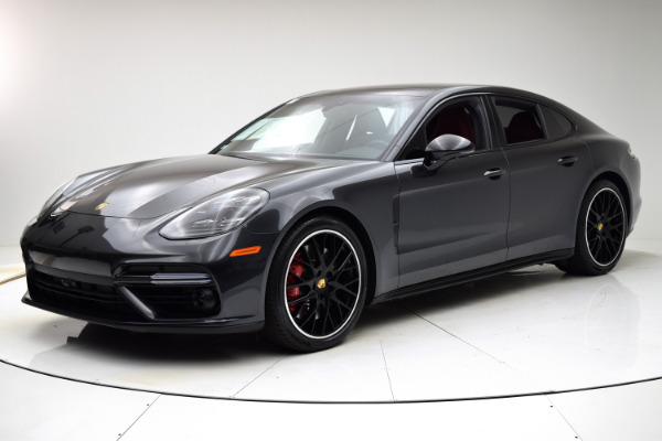 Used 2017 Porsche Panamera Turbo for sale Sold at F.C. Kerbeck Bentley Palmyra N.J. in Palmyra NJ 08065 2