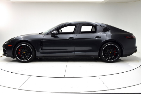 Used 2017 Porsche Panamera Turbo for sale Sold at F.C. Kerbeck Bentley Palmyra N.J. in Palmyra NJ 08065 3