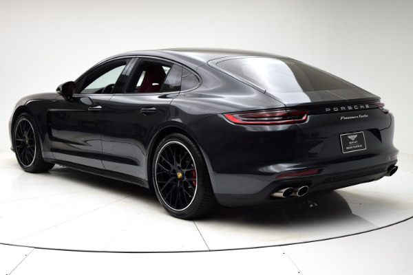 Used 2017 Porsche Panamera Turbo for sale Sold at F.C. Kerbeck Bentley Palmyra N.J. in Palmyra NJ 08065 4