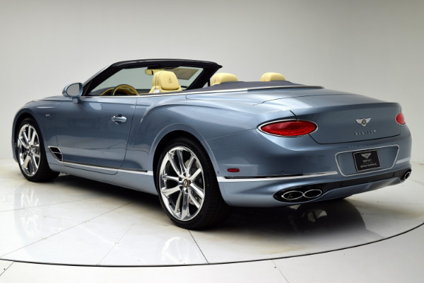 New 2020 Bentley Continental GT V8 Convertible for sale Sold at Bentley Palmyra N.J. in Palmyra NJ 08065 4