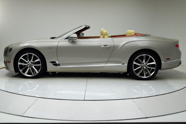New 2020 Bentley Continental GT V8 Convertible for sale Call for price at F.C. Kerbeck Bentley Palmyra N.J. in Palmyra NJ 08065 3