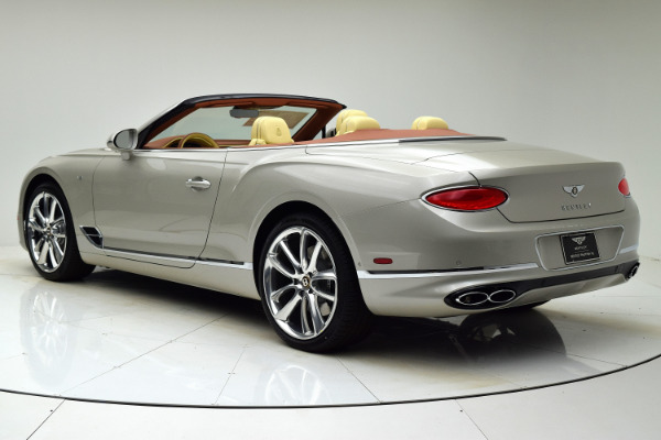 New 2020 Bentley Continental GT V8 Convertible for sale Call for price at F.C. Kerbeck Bentley Palmyra N.J. in Palmyra NJ 08065 4