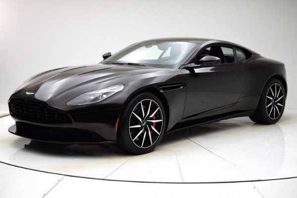 Used Used 2018 Aston Martin DB11 V12 for sale <s>$247,431</s> | <span style='color: red;'>$155,880</span> at F.C. Kerbeck Bentley Palmyra N.J. in Palmyra NJ