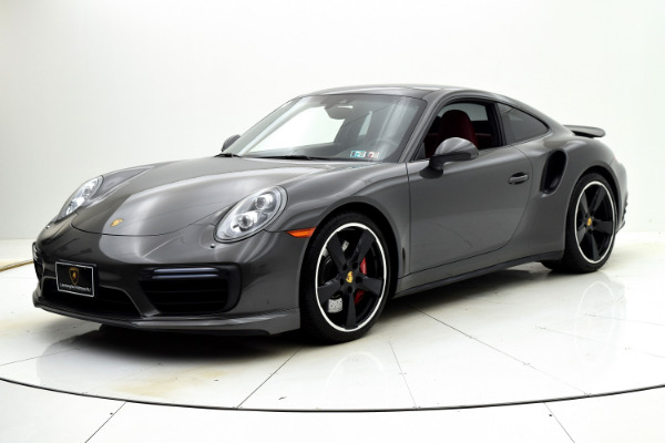 Used Used 2017 Porsche 911 Turbo for sale <s>$174,340</s> | <span style='color: red;'>$119,880</span> at F.C. Kerbeck Bentley Palmyra N.J. in Palmyra NJ