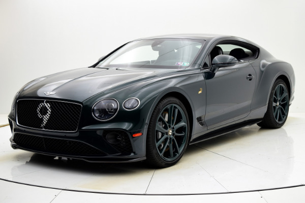 Used Used 2020 Bentley Continental GT Number 9 Edition for sale Call for price at F.C. Kerbeck Bentley Palmyra N.J. in Palmyra NJ
