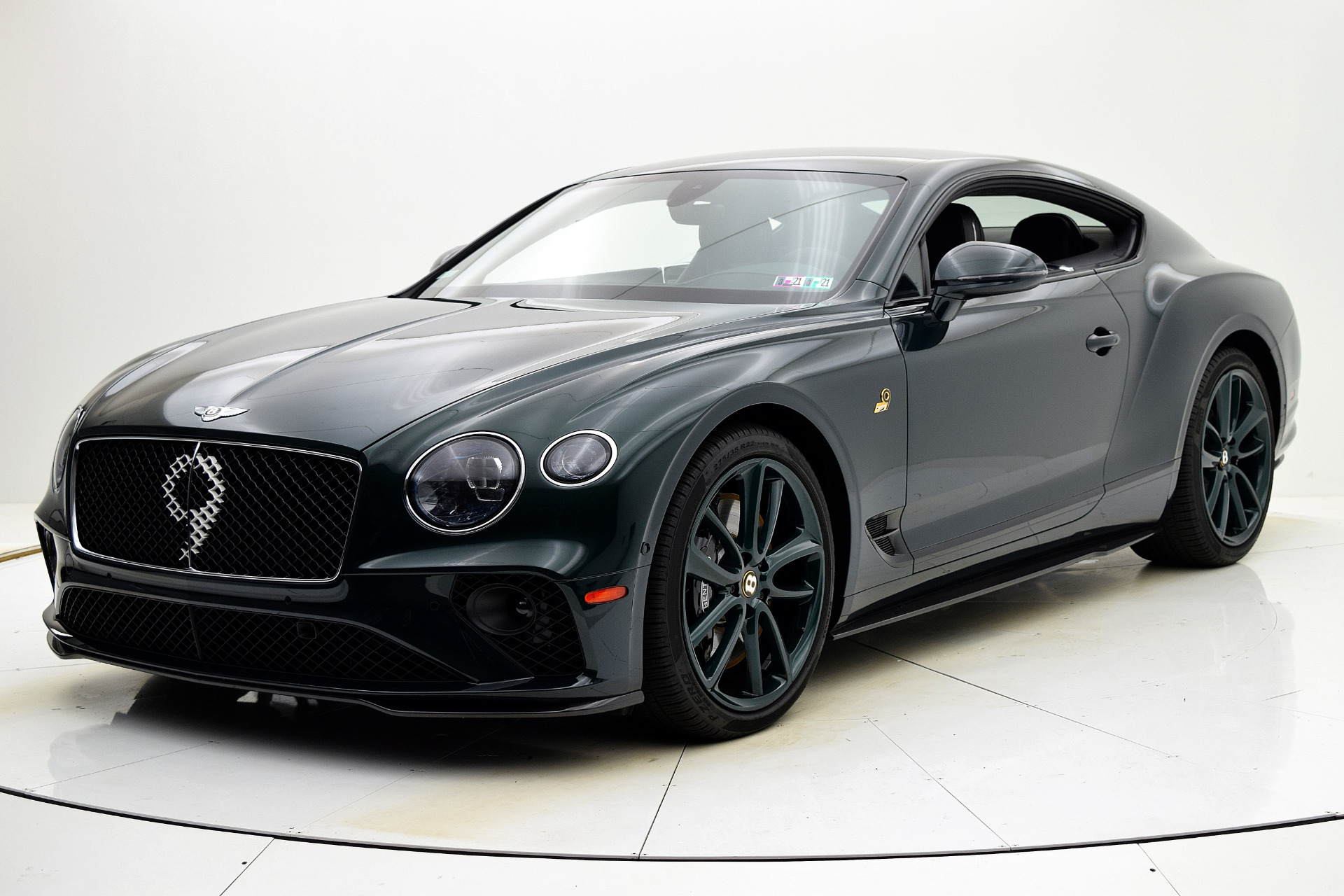 Used 2020 Bentley Continental GT Number 9 Edition for sale Sold at Bentley Palmyra N.J. in Palmyra NJ 08065 2
