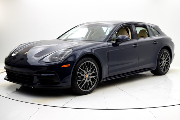 Used Used 2018 Porsche Panamera 4S Sport Turismo for sale <s>$143,500</s> | <span style='color: red;'>$92,880</span> at F.C. Kerbeck Bentley Palmyra N.J. in Palmyra NJ