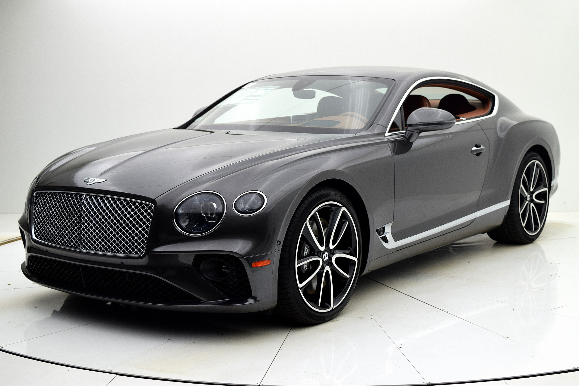 New 2020 Bentley Continental GT W12 Coupe for sale Sold at Bentley Palmyra N.J. in Palmyra NJ 08065 2