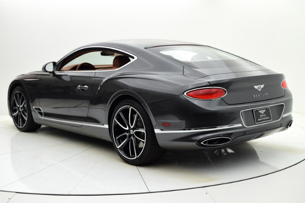 New 2020 Bentley Continental GT W12 Coupe for sale Sold at Bentley Palmyra N.J. in Palmyra NJ 08065 4
