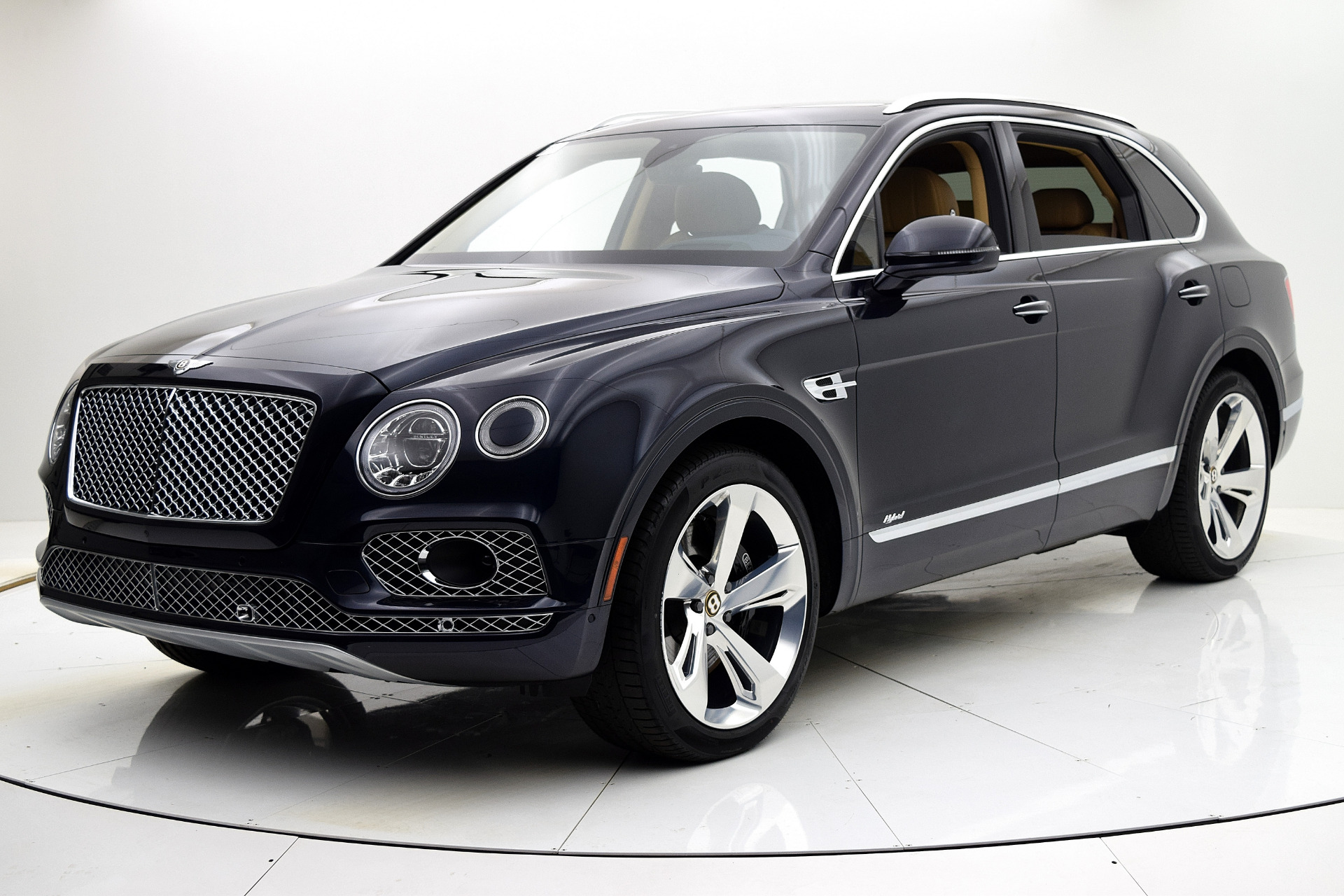 New 2020 Bentley Bentayga Hybrid For Sale 205 365 Bentley Palmyra N J Stock 20be152
