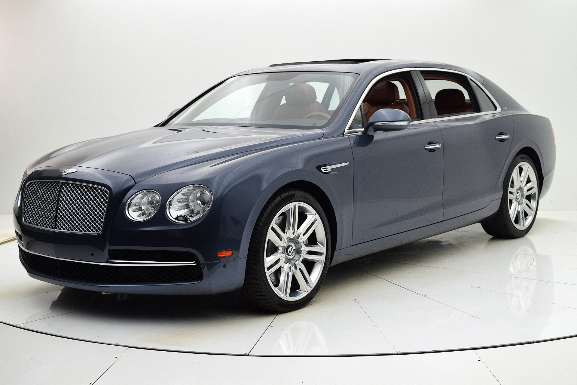 Used 2016 Bentley Flying Spur W12 for sale Sold at Bentley Palmyra N.J. in Palmyra NJ 08065 2