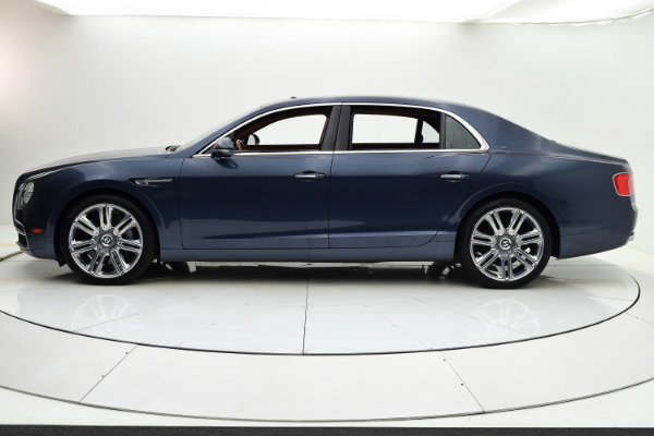 Used 2016 Bentley Flying Spur W12 for sale Sold at Bentley Palmyra N.J. in Palmyra NJ 08065 3