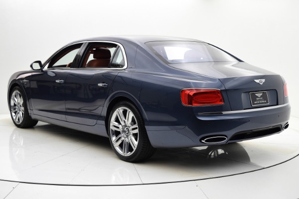Used 2016 Bentley Flying Spur W12 for sale Sold at Bentley Palmyra N.J. in Palmyra NJ 08065 4